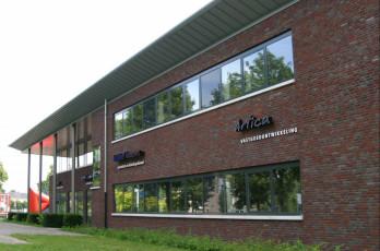 Betriebsgebäude Artica Rosmalen